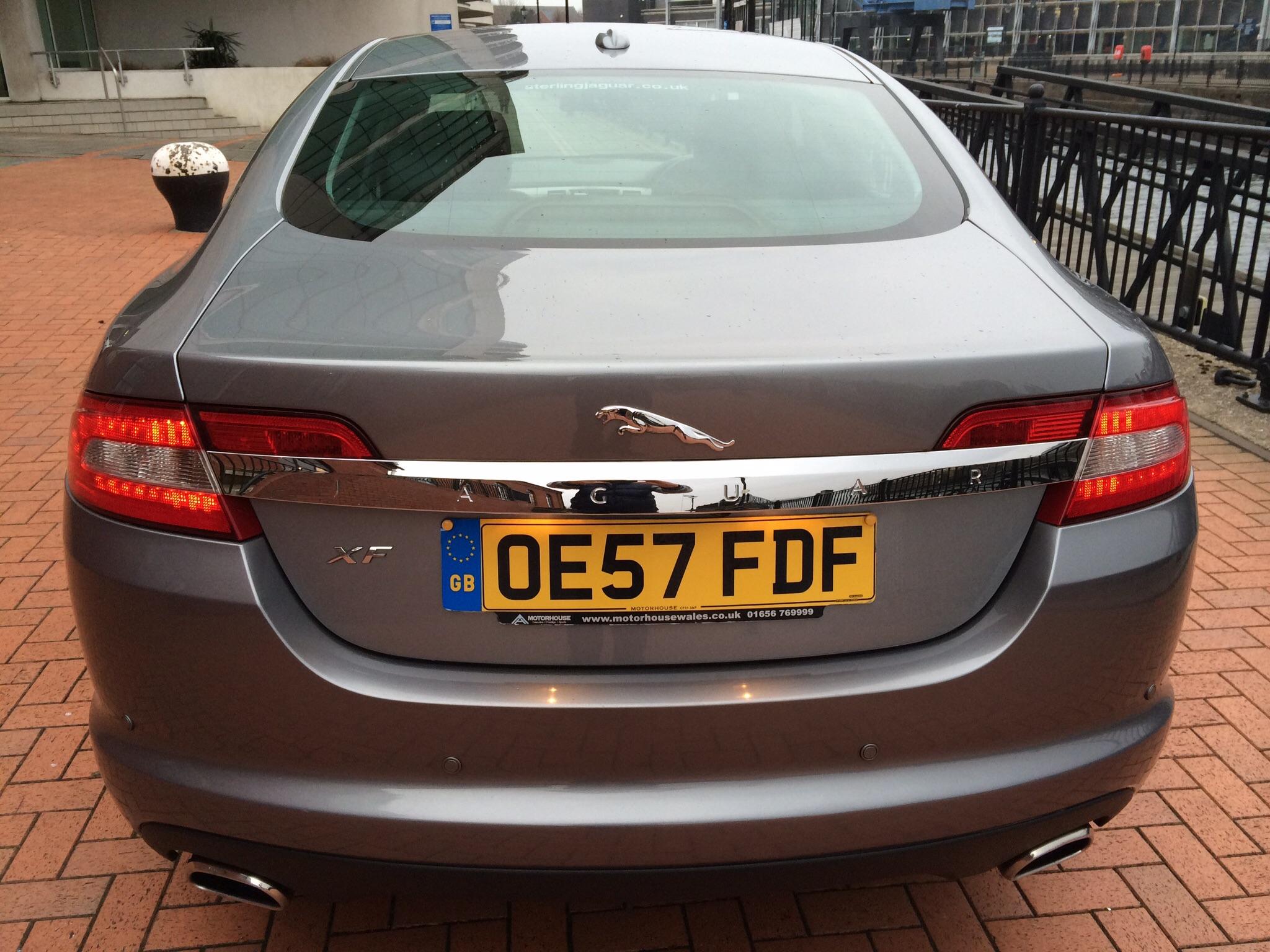 2008 Jaguar XF 2.7 TD Premium Luxury   Cardiff City Used ...